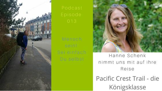 M013-HS01: Hanne Schenk nimmt uns mit auf ihre Reise dem Pacific Crest Trail – die Königsklasse